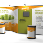 Trade Show Display And Large Format Graphics #1639