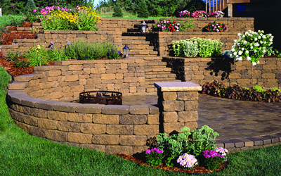Landscape Design, Installation & Maintenance