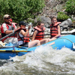 CO Mountain Seasonal Rafting Business #1460