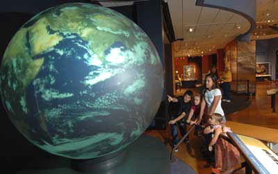 ARC Science Globe