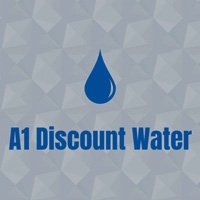 A1 Discount Water Logo
