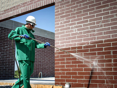 Masonry Cleaning Equipment