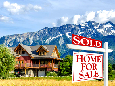 prominent real estate agency in mountain resort for sale