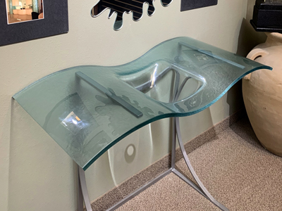 colorado art glass fabrication for sale