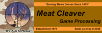 Meat Cleaver Logo