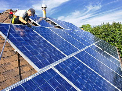 Solar And Electrical Contractor For Sale